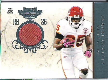 Jamaal Charles Number Patch..