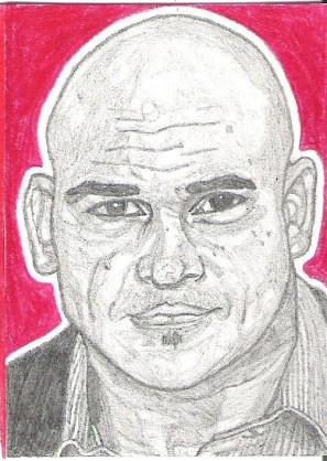 MMA legend Bas Rutten..