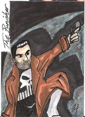 The Punisher..